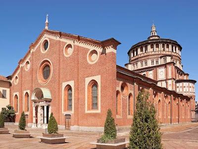 #Travel - O que quero ver em Milão Convento de Santa Maria della Grazie