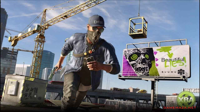 Watch Dogs 2 Gameplay Screenshot 3