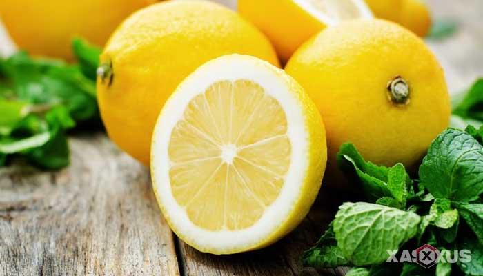 Makanan penambah darah - Lemon, buah penambah darah