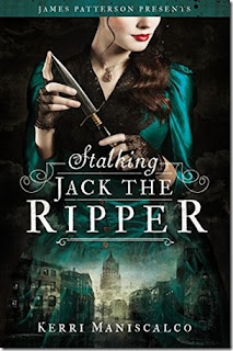 Stalking Jack the Ripper by Kerry Maniscalco | Cover Love