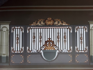 Gerbang Pagar Klasik, Pintu Gerbang Klasik, Pagar Klasik, Pagar Mewah, Pagar Antik