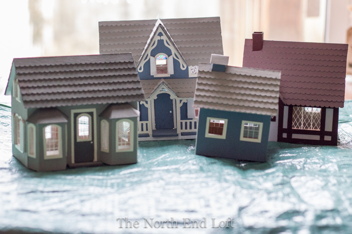 The north end loft pottery barn knock off diy glittery putz houses
