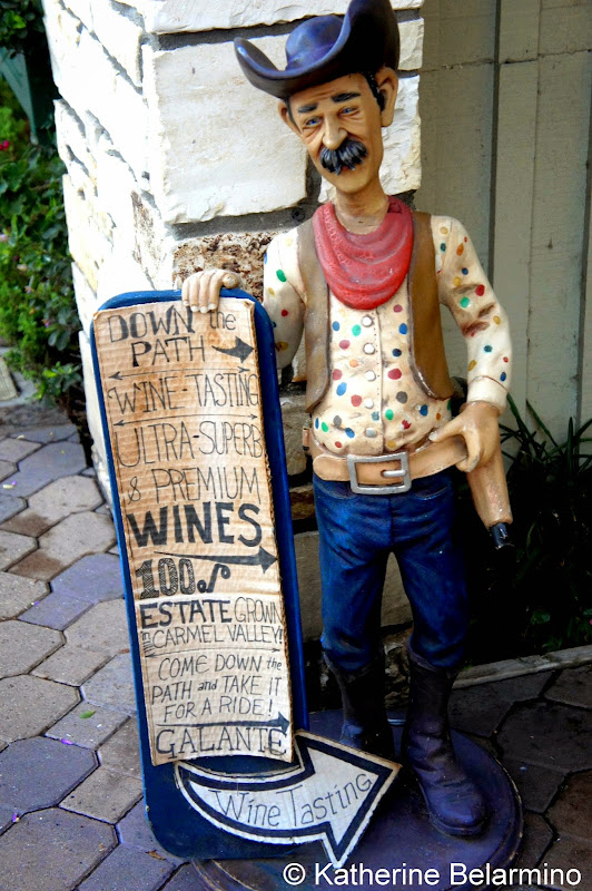 Galante Vineyards Cowboy Carmel-by-the-Sea Weekend Getaway