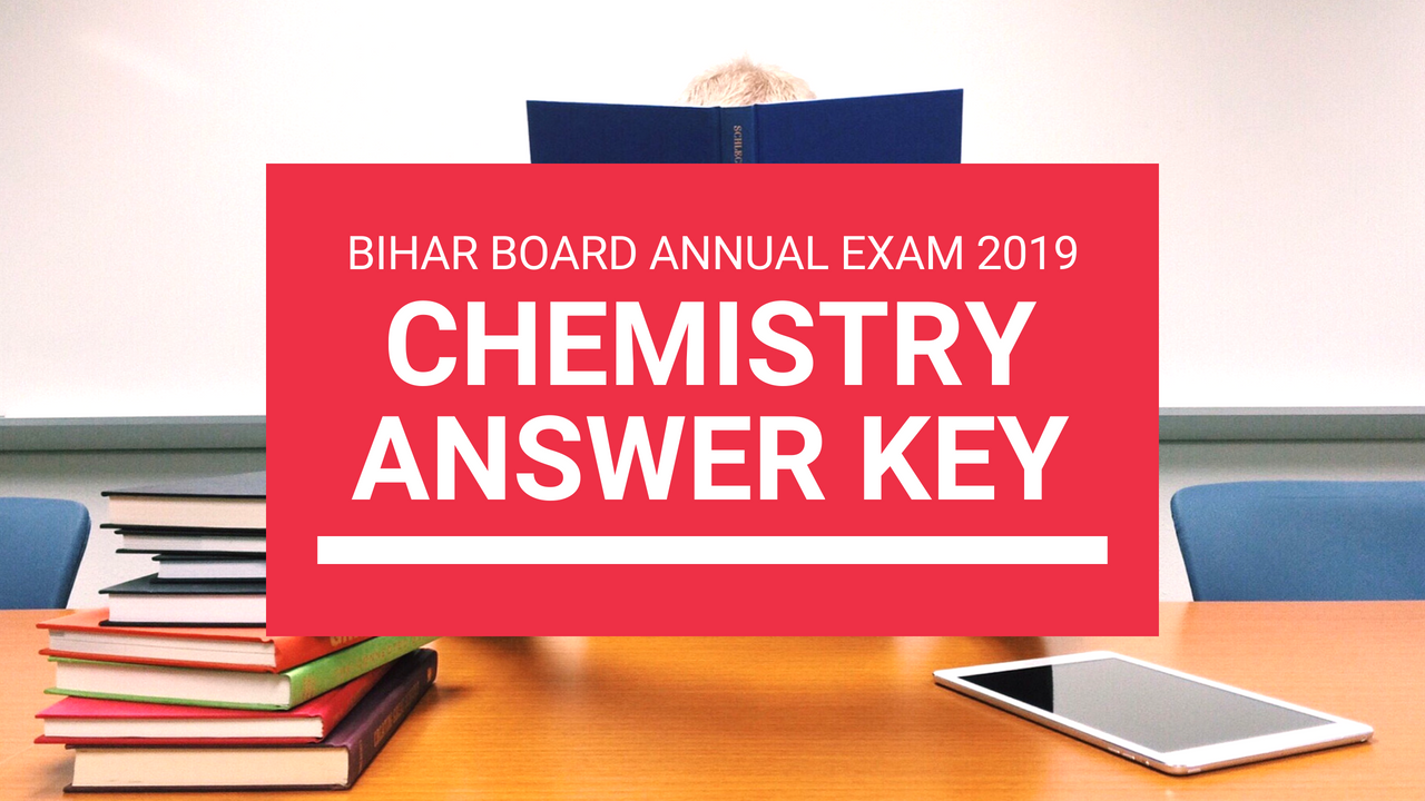 Changes in the exam-2019 in chemistry 2