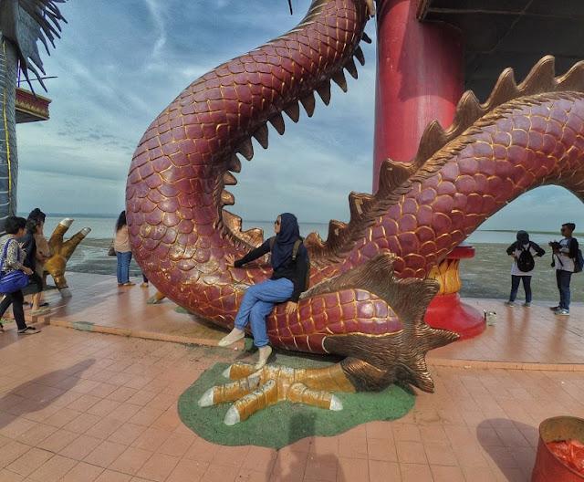 View Foto di Pantai Ria Kenjeran Park