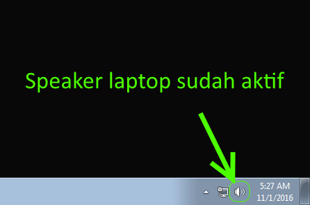 speaker laptop aktif