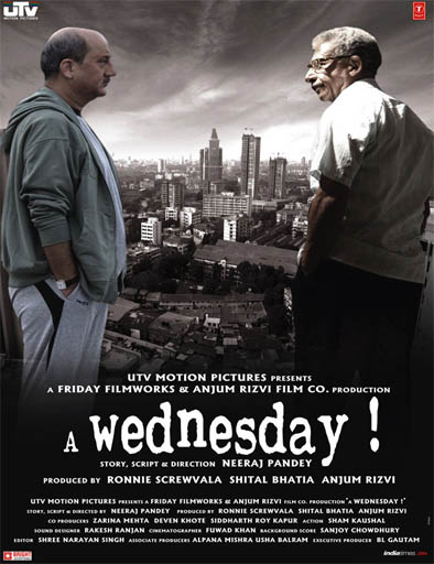 Ver A Wednesday (2008) Online