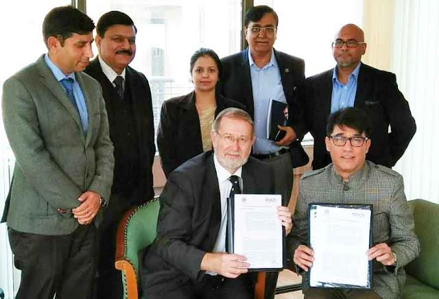 HVSU uplifted Haryana youth in line with International Skills Panel