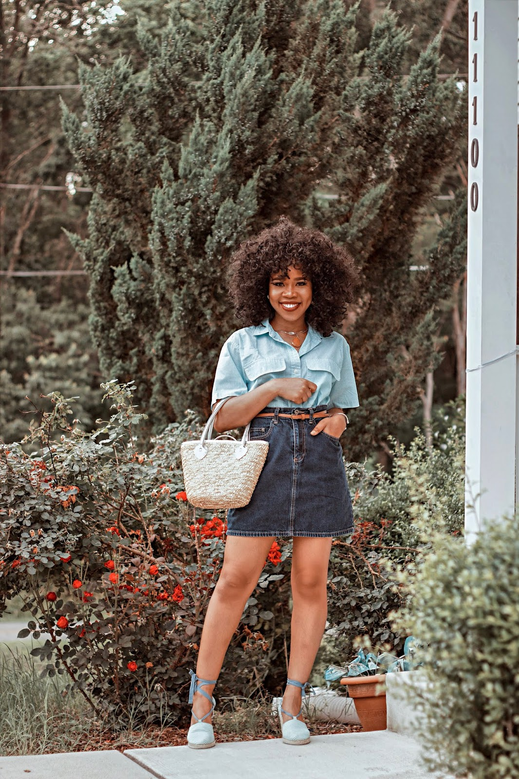 CHIC AND FUNKY WAYS TO STYLE DENIM