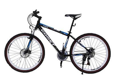 foto sepeda gunung