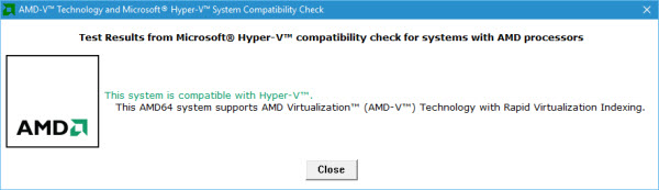Step by step guide to fix AMD Virtualization Technology and