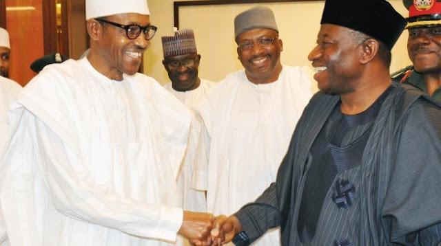 Buhari: How Jonathan's phone call left me dumbfounded