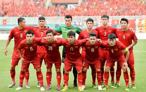 Việt Nam sẽ đối mặt với Hàn Quốc trong trận bán kết.