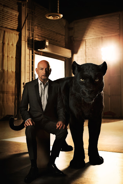 Sir Ben Kingsley / Bagheera ©Disney. All rights reserved.