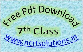 Cbse Class 7 Pdf