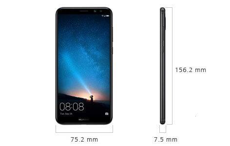 هاتف هواوي بأربع كميرات نوفا 2 اي nova 2i