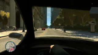 GTA 4 First Person Mod