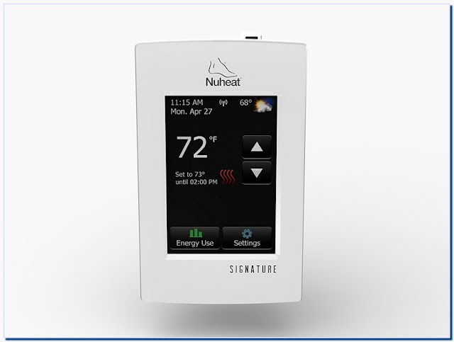 Smart Thermostat that Works With High Voltage