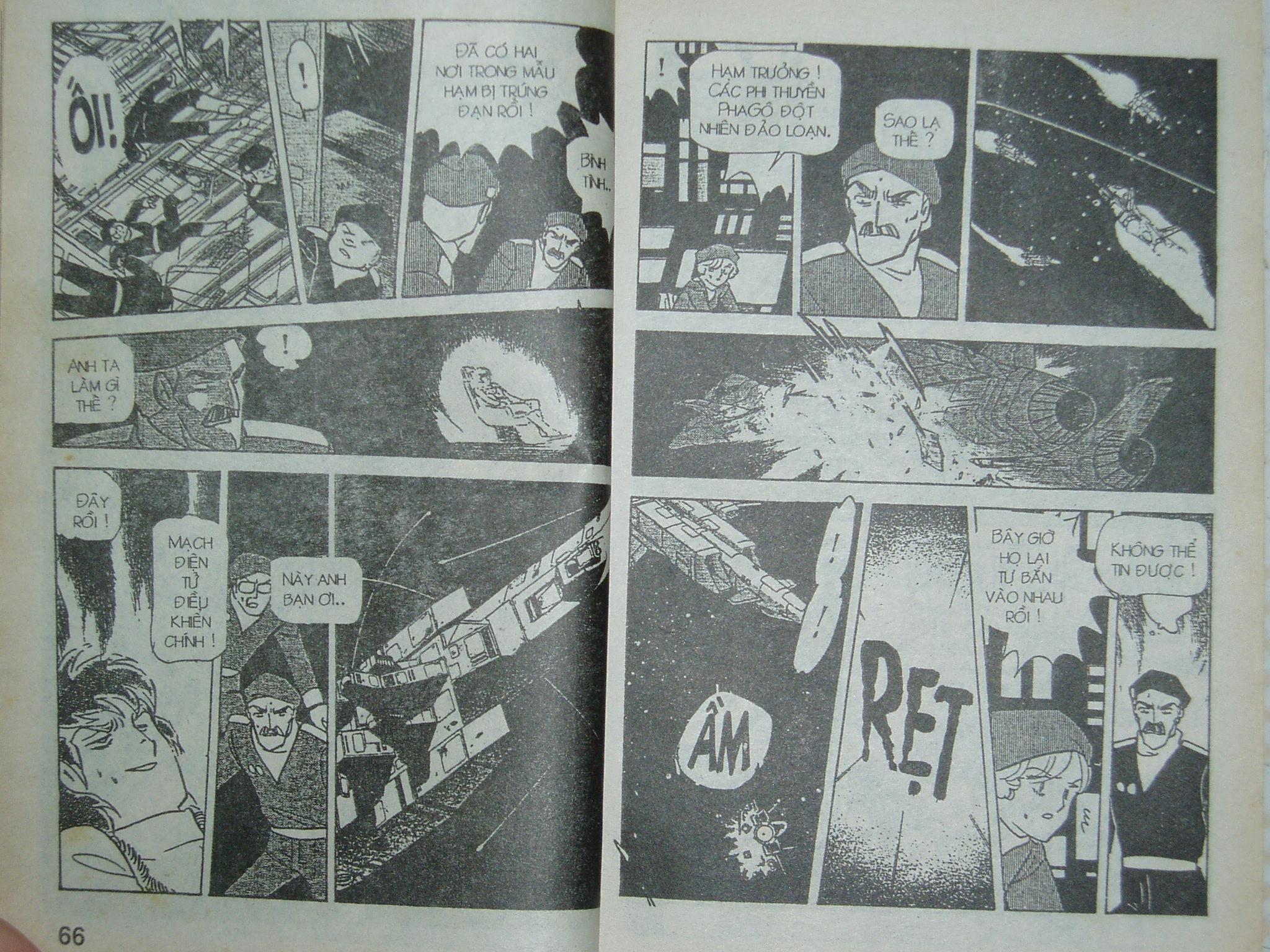 Siêu nhân Locke vol 17 trang 32