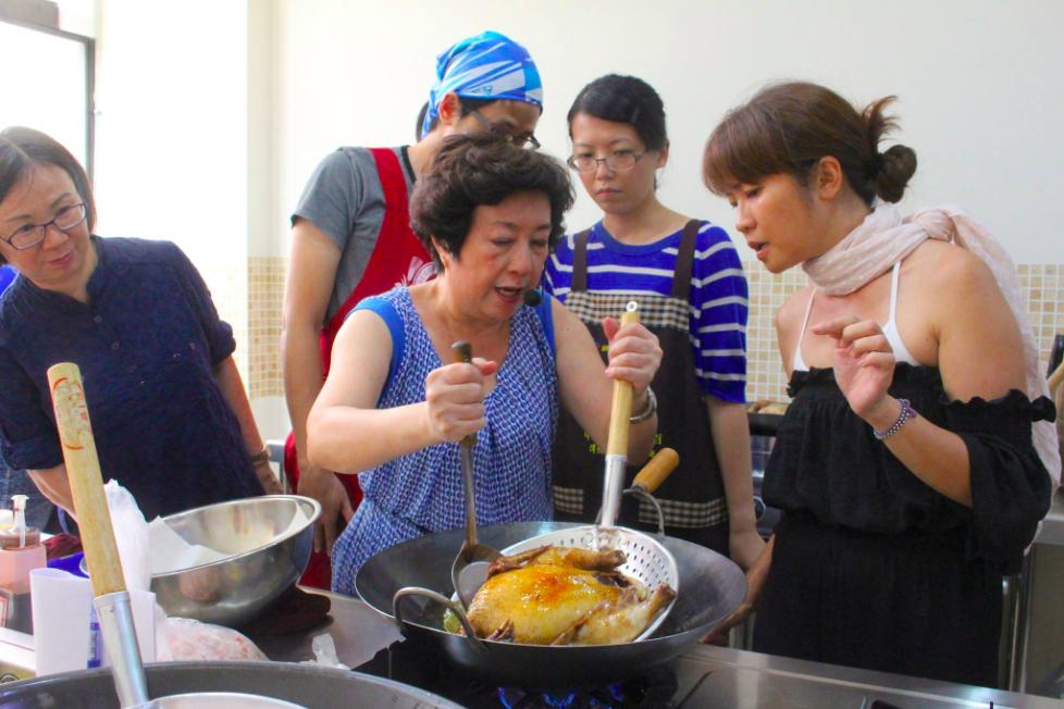 黃婉玲的烹飪教室