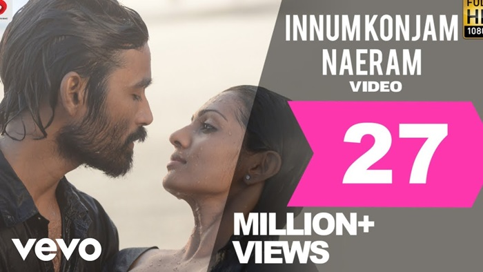 Innum Konjam Naeram Video Song Download Maryan 2013 Tamil
