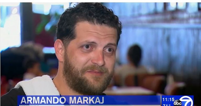 The Albanian Armando Markaj becomes the protagonist in the US media, find out why