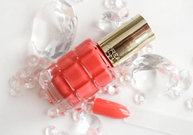 L'Oréal Color Riche Le Vernis Öl-Nagellack 440 Cherie Macaron