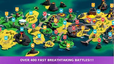 Battle Time V1.2.1 Apk Mod Money