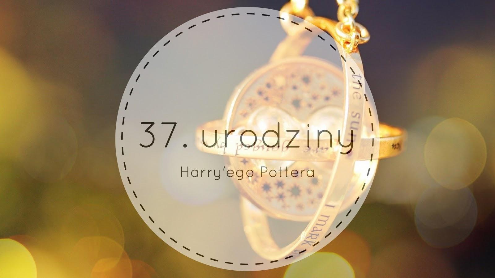 37 cytatów na 37. urodziny HP