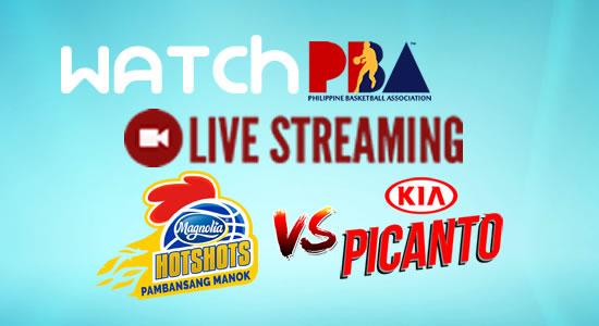 Livestream List: Magnolia vs Kia game live streaming January 10, 2018 PBA Philippine Cup