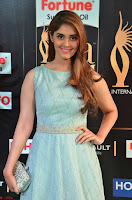 Surabhi Beautiful Smile at IIFA Utsavam Awards 2017  Day 2 at  14.JPG