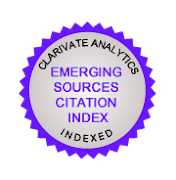 LA RIFOP INDEXADA EN EMERGING SOURCES CITATION INDEX (ESCI)