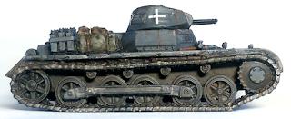 Blitzkrieg Miniatures Panzer 1