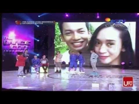 Dodo 'UPC' Jadian dengan Vicky 'Bendicion' di Dance Icon Indonesia