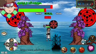 Download Ninja Storm M.U.G.E.N SW v2 Final Version by Cavin Jr Apk
