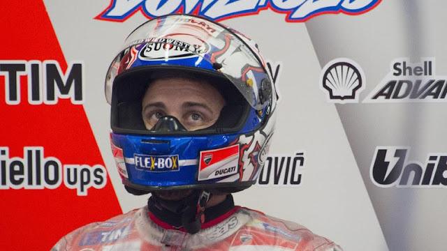 Jelang MotoGP Malaysia: Peluang Juara Tipis, Dovizioso Tetap Berpikir Positif