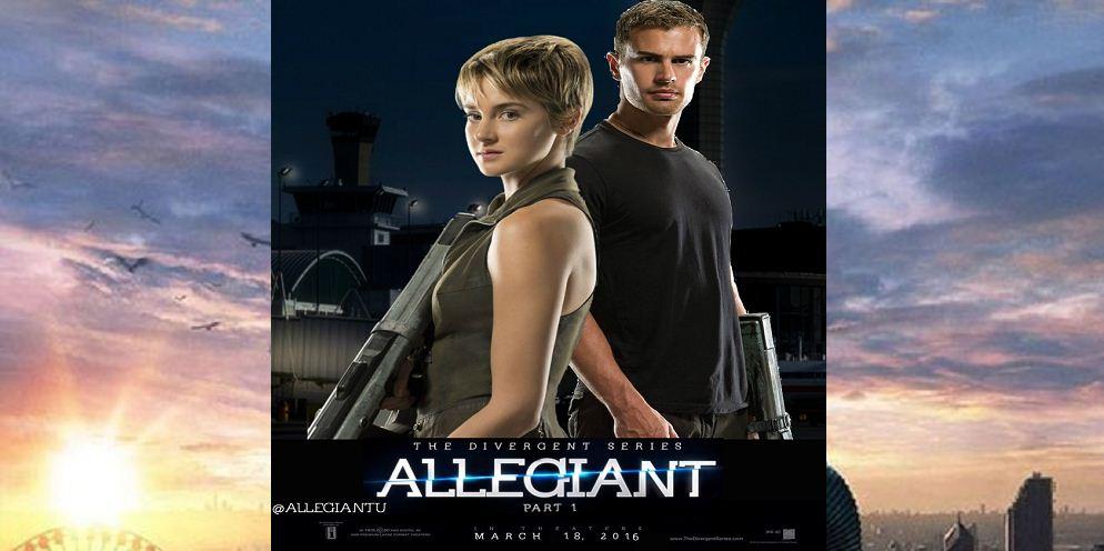 The Divergent Series: Allegiant Part 1