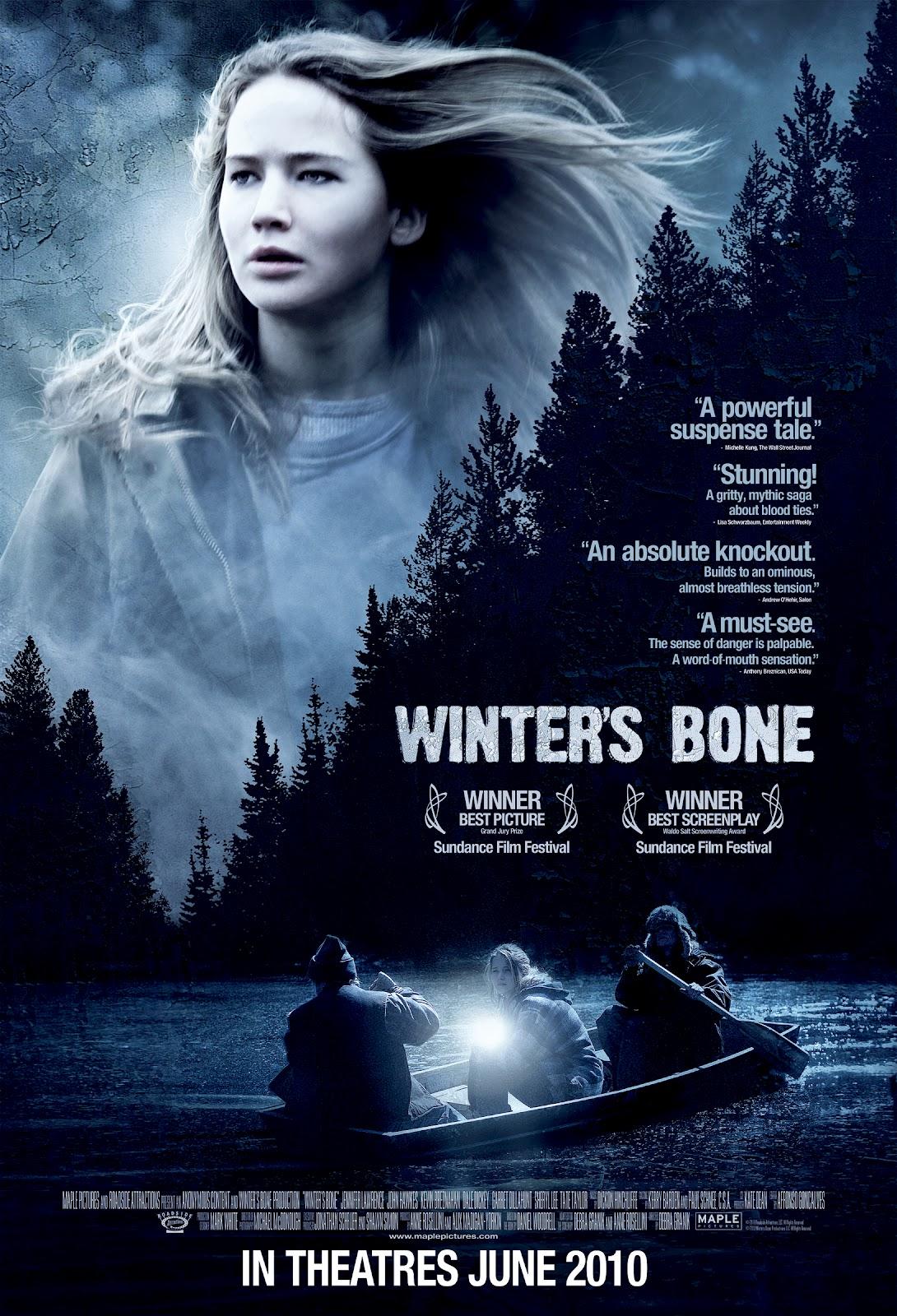 Winters Bone เธอผู้ไม่แพ้ [HD][พากย์ไทย]
