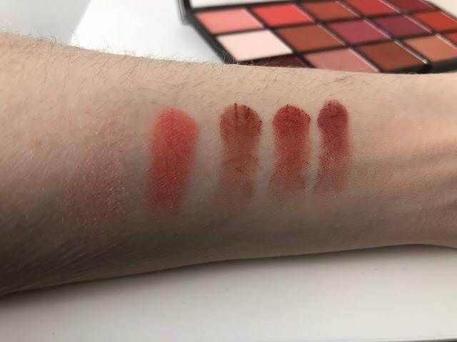 makeup revolution reloaded palette