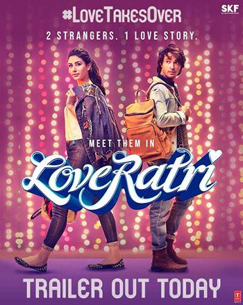 Loveyatri 2018 Hindi Movie PreDVD 720p 700MB