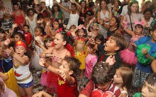 Blocos Carnaval Infantil 2017 Datas e Locais