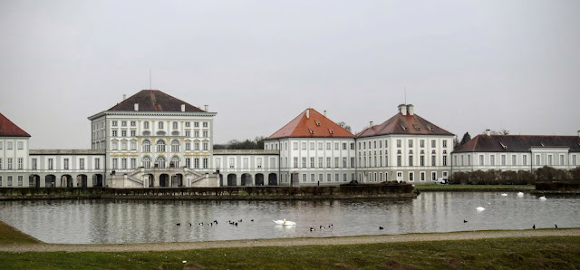Business Trip to Munich - Schloss Nymphenburg