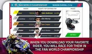 Download Game MotoGP Race Championship Quest MOD APK Terbaru