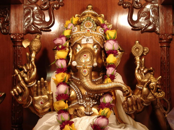 Lord Ganesh OBSTACLE REMOVING MANTRAganesh god of, shiva is the god