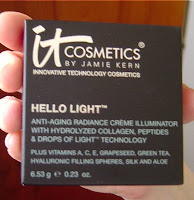 Front of the Hello Light Anti-Aging Creme Illuminator Box.jpeg