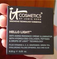 Front of the Hello Light Anti-Aging Creme Illuminator Box.jpeg