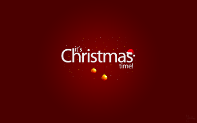 It's_Christmas_time_texted_wallpaper