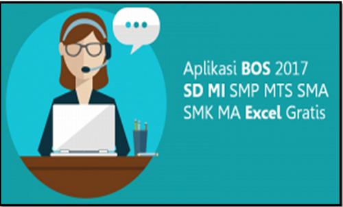 Aplikasi ALPEKA BOS Sekolah SD SMP SMA SMK Terbaru