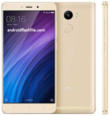Xiaomi Redmi 4A Flash file