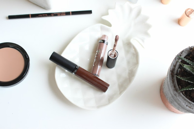 Ofra New York Skyline Liquid Lipstick Collection Review